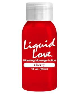 LIQUID LOVE 1 OZ. CHERRY