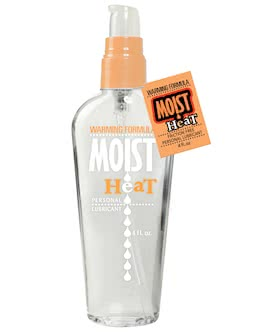 MOIST HEAT WARMING LUBE 4 oz.
