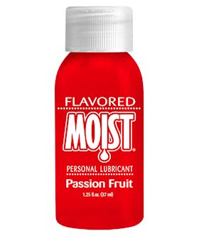FLAVORED MOIST PASSION FRUIT 1 OZ.
