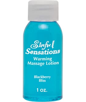 SINFUL SENSATIONS BLK BERRY 1OZ