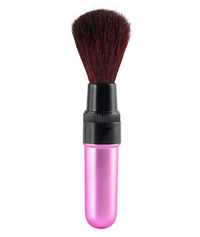 Vibrating Make Up Brush - Pink