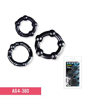 Triple Cock ring Pack