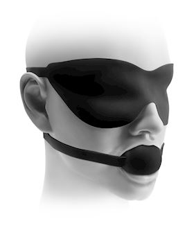 Fetish Fantasy Elite Ball Gag & Mask™