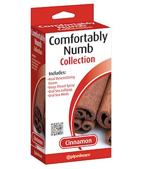 Comfortably Numb Pleasure Kit Cinnamon
