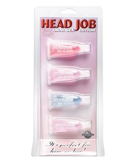 Head Job Sampler Oral Sex Lotion