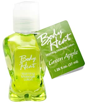 Body Heat: Green Apple - 1.25 fl.oz