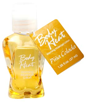 Body Heat: Pia Colada - 1.25 fl.oz