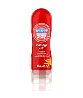 Durex Play Massage 2 in 1 Sensual Lube