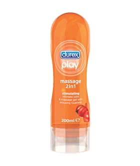 Durex Play Massage 2 in 1 Stimulating Lube