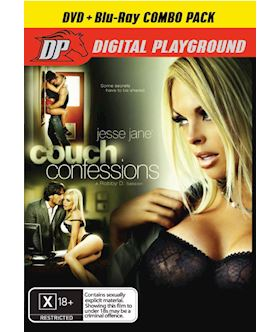 Couch Confessions DVD Blu-ray