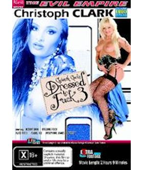 Dressed To Fuck 3 - DVD