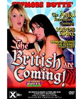 Seymore Butts: The British are Cumming