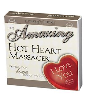 Amazing Hot Heart Massager