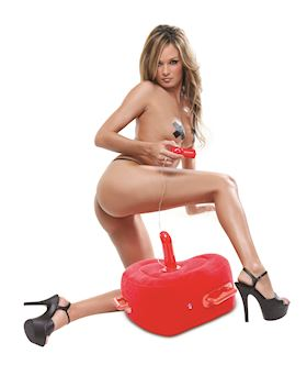 FF INFLATABLE LOVER'S HOT SEAT