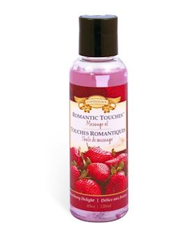 Cupidology STRAWBERRY MASSAGE LOTION