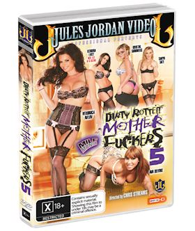 Dirty Rotten Mother Fuckers 5 – DVD