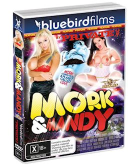 Mork and Mandy - DVD