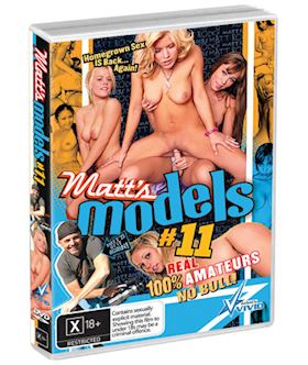 Matts Models 11 - DVD
