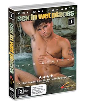 Sex in Wet Places - DVD