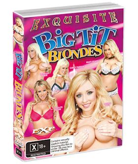 Big Tit Blondes - DVD