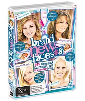 Brand New Faces 8 - DVD