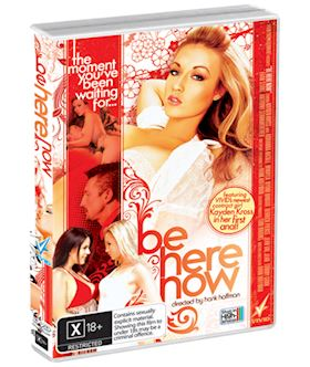 Be Here Now - DVD