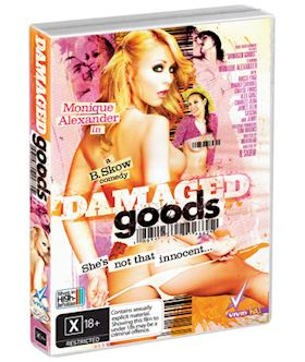Damaged Goods - DVD