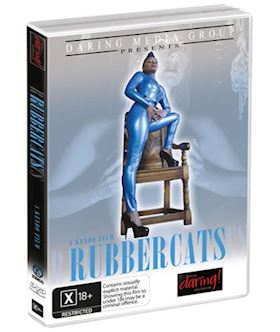 Rubber Cats - DVD