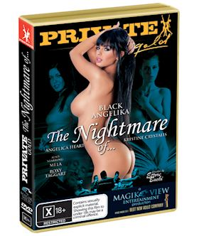 The Nightmare Of (Private Gold 116) - DVD