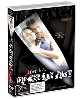 Love Is a Dangerous Game - DVD