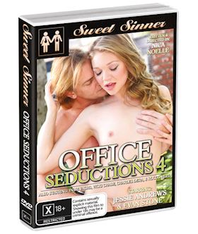 Office Seductions 4 - DVD