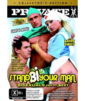 Stand By Your Man Bisexuals Do It Best (The Best By Private 152) - DVD