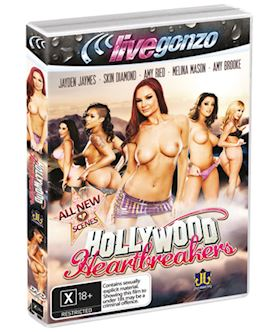 Hollywood Heartbreakers - DVD