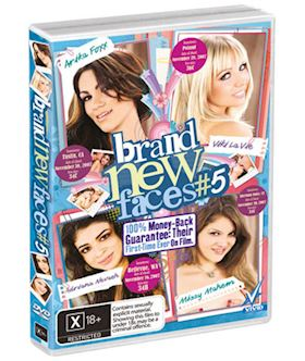 Brand New Faces 5 - DVD