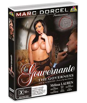 The Governess - DVD