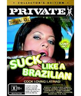 Suck like a Brazilian (The Best By Private 164) - DVD