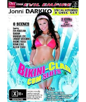 Bikini Clad Cum Sluts (Three Disc)- DVD