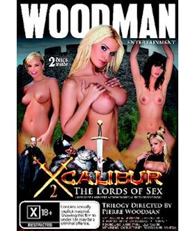 Xcalibur 2 The Lords of Sex - DVD