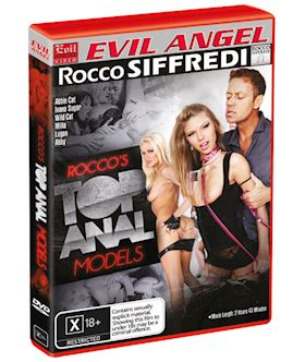 Roccos Top Anal Models - DVD