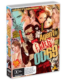 Agent Filthy 0069 - DVD