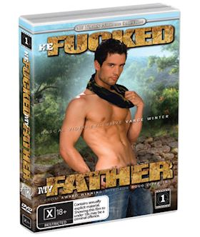 He Fucked My Father - DVD