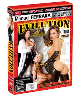Evilution Two Disk- DVD