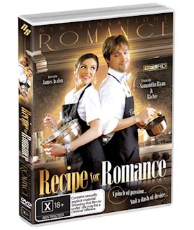 Recipe for Romance - DVD