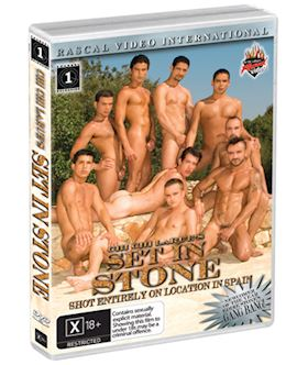 Set In Stone - DVD