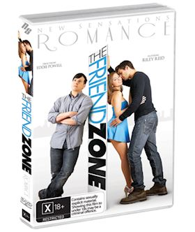 The Friend Zone - DVD
