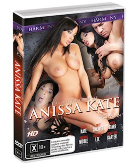 The Initiation Of Anissa Kate - DVD