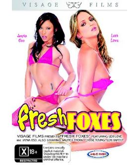 Fresh Foxes - DVD