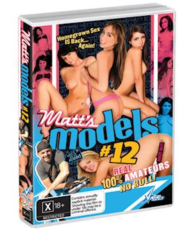 Matts Models 12 - DVD