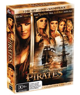 Pirates - 3 Disk Collectors Edition