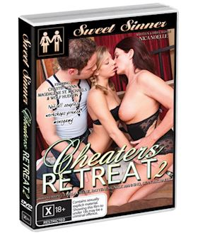Cheaters Retreat 2 - DVD